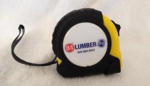 84 lumber tape measure