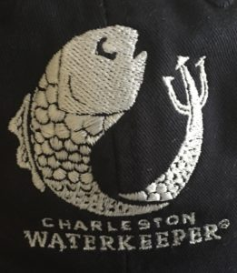 Embroidery for Charleston Water Keeper