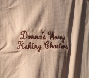 Donna's Worry back of shirt2