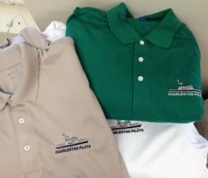 Harbor Pilots Wearing Trendy Shirts