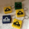 Tape Measure Keychains for Charleston County Parks and Recreation
