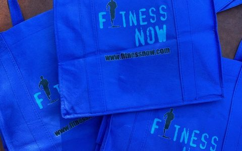 Shopping Bags with your logo!