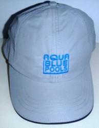 New Aqua Blue Hat Design