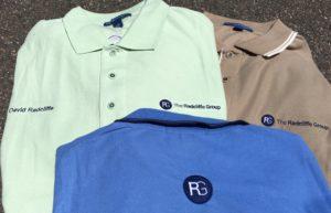 Radcliffe Logo Shirts