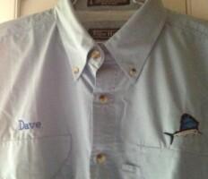 Personalized Fishing Shirt