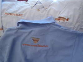 Fishing Committee Shirts by Windswept Sales