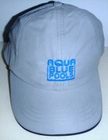 New Aqua Blue Hat Design