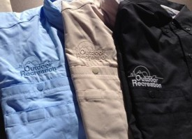Outdoor Recreation's Uniform of the Day