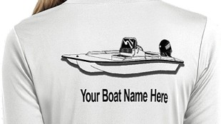 Personalized Boat Apparel